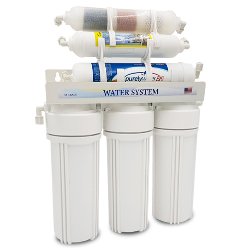 מערכת זרימה ישירה לטיהור מים TOP 6